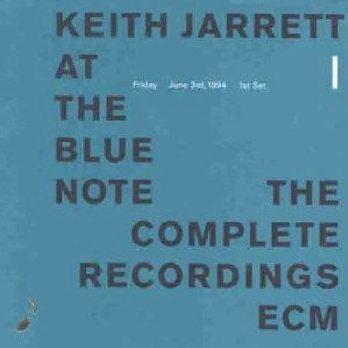 Keith Jarrett At The Blue Note 6 CD