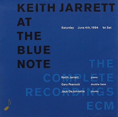 Keith Jarrett At The Blue Note June 4th 1994