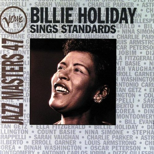 Billie Holiday Sings Standards Verve Jazz Ma