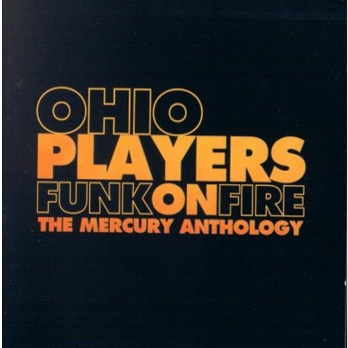 Ohio Players Funk On Fire Mercury Antholog Incl. 24 Pg. Booklet