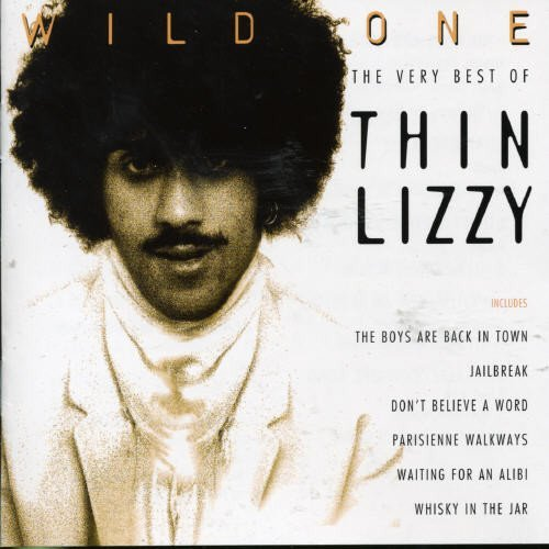 Thin Lizzy Wild One Very Best Of Import Eu