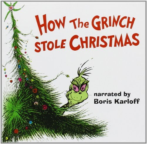 Boris Karloff How The Grinch Stole Christmas
