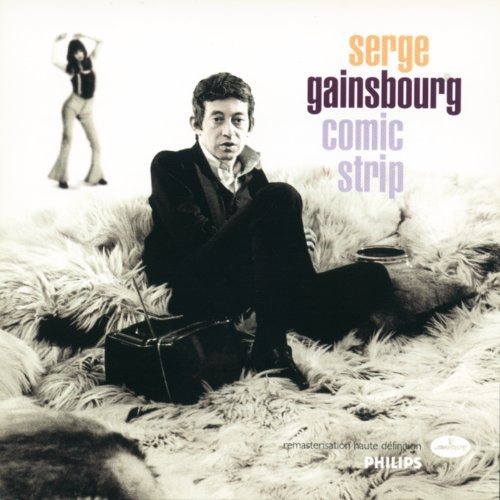 Serge Gainsbourg Comic Strip