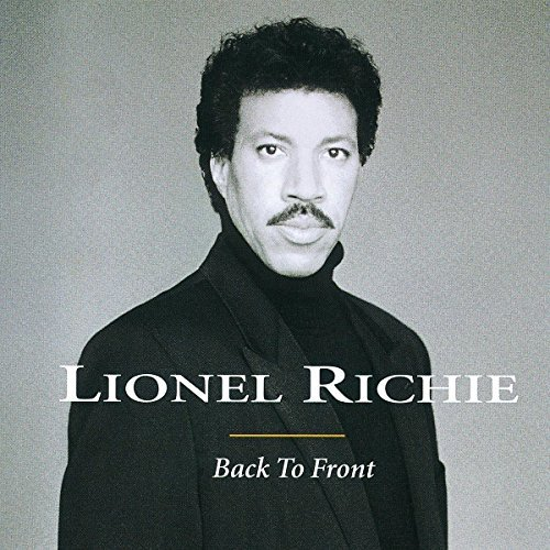Lionel Richie Back To Front Import Eu