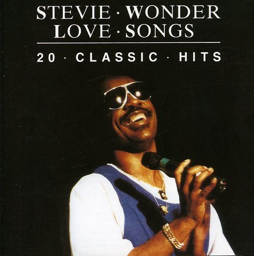 Stevie Wonder Love Songs 20 Classic Hits Import Eu