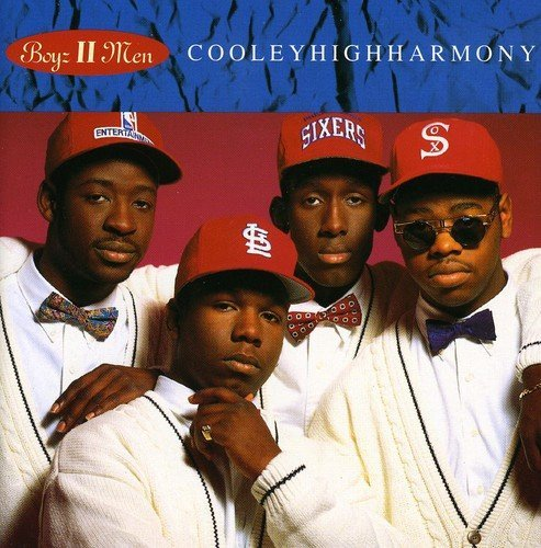 Boyz Ii Men Cooleyhighharmony Import Eu