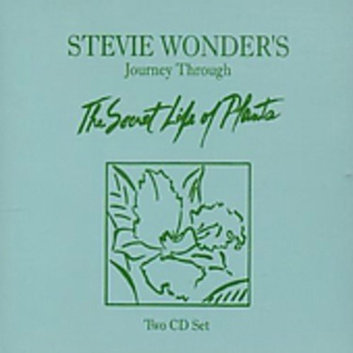 Stevie Wonder Journey Through The Secret Import Gbr
