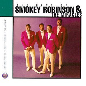 Robinson Smokey & Miracles Best Of Anthology
