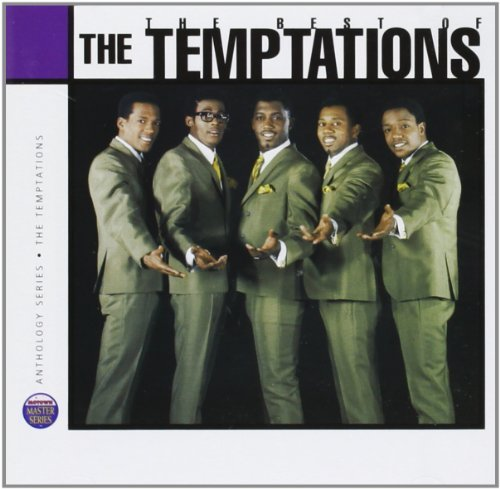 Temptations Anthology Best Of
