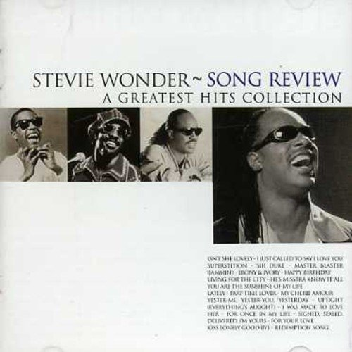 Wonder Stevie Song Review A Greatest Hits Co Import