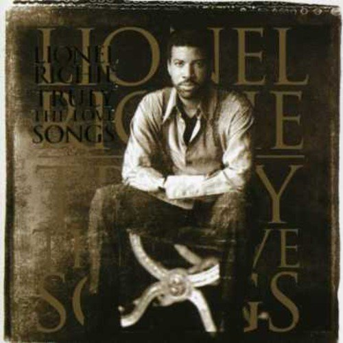 Lionel Richie Truly The Love Songs Import Eu Incl. Bonus Track