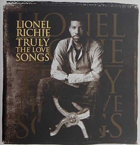 Lionel Richie Truly The Love Songs