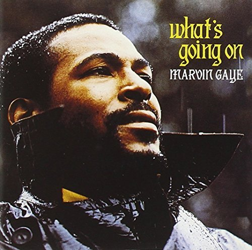 Marvin Gaye What's Going On Remastered