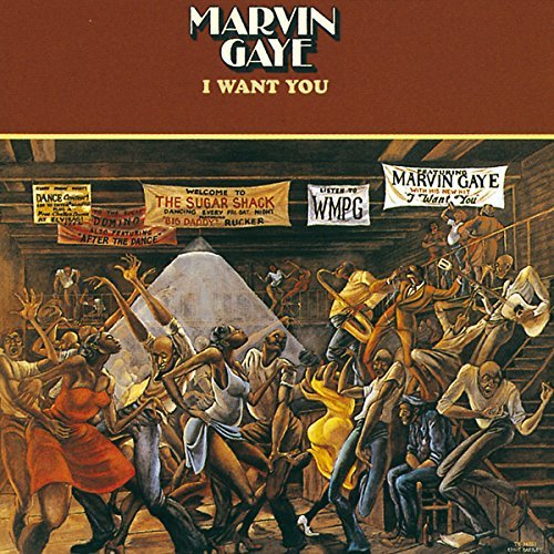 Marvin Gaye I Want You Remastered