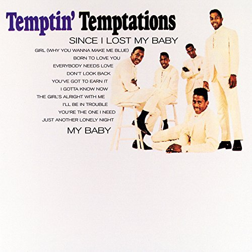 Temptations Temptin' Temptations Remastered
