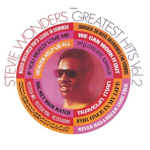 Stevie Wonder Vol. 2 Greatest Hits Remastered