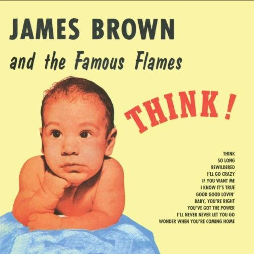 James Brown Think Remastered