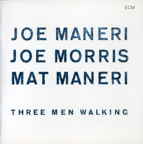 Maneri Joe Three Men Walking Feat. Joe Morris Mat Maneri