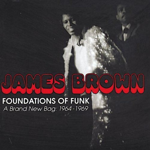 James Brown Foundations Of Funk Brand New Incl. 24 Pg. Booklet 2 CD Set