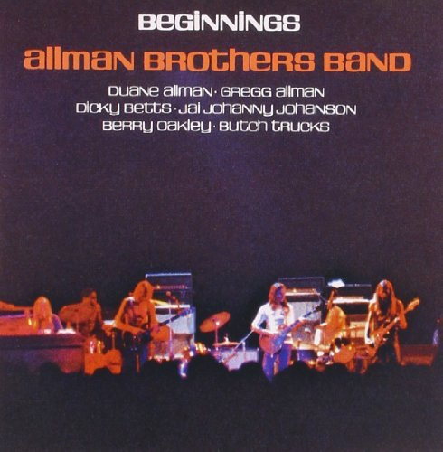 Allman Brothers Band Beginnings