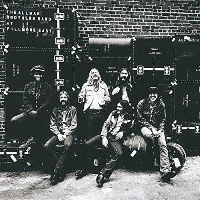 Allman Brothers Band Live At Fillmore East