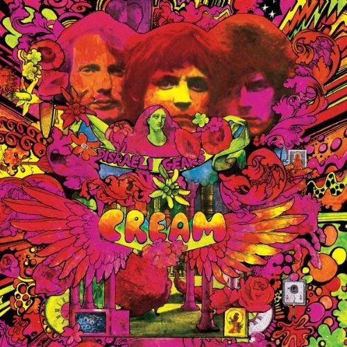 Cream Disraeli Gears Remastered