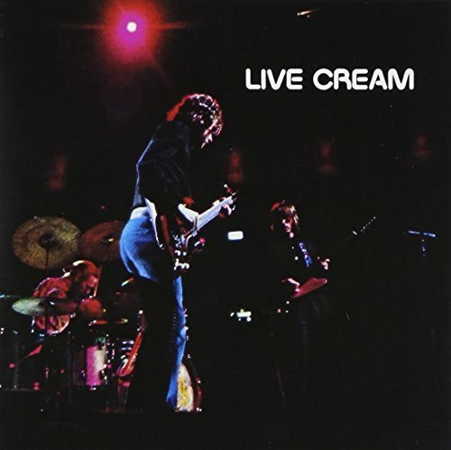 Cream Vol. 1 Live Cream Remastered