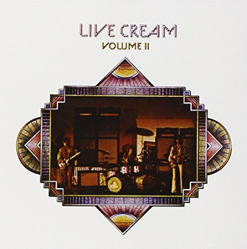 Cream Vol. 2 Live Cream Remastered