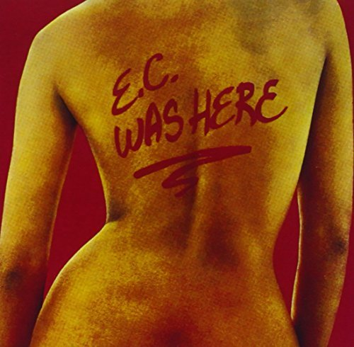 Eric Clapton E.C. Was Here Remastered