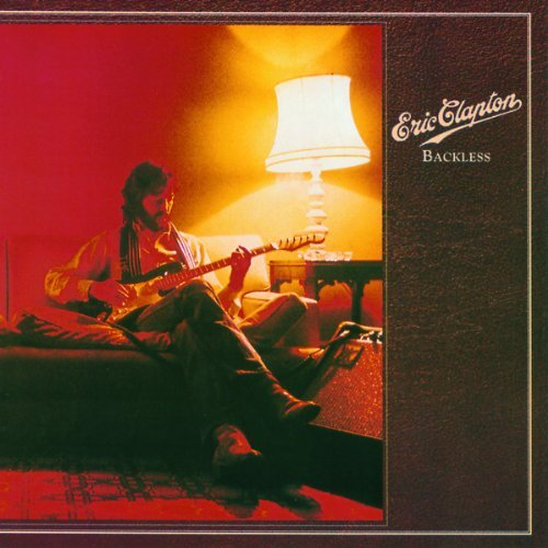 Eric Clapton Backless Remastered