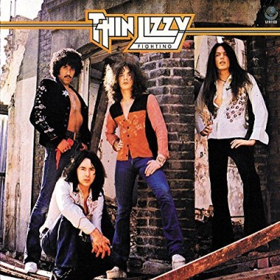 Thin Lizzy Fighting Remastered