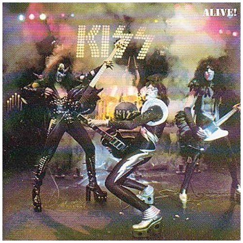 Kiss Alive 2 CD Incl. Booklet