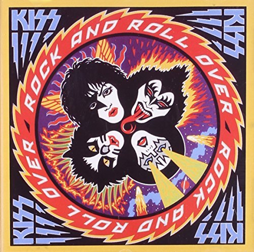 Kiss Rock & Roll Over