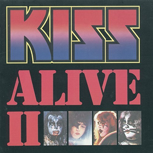 Kiss Alive Ii 2 CD
