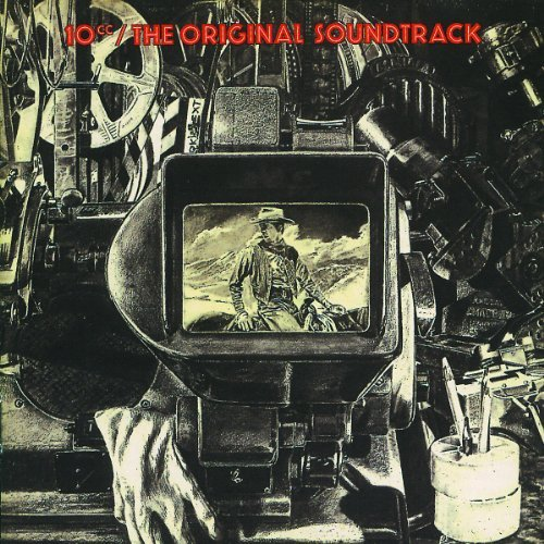 10cc Soundtrack Import Gbr Remastered