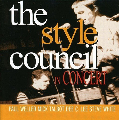 Style Council In Concert Import Deu