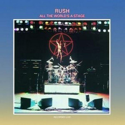 Rush All The World's A Stage 1 Bonus Track