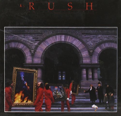 Rush Moving Pictures Moving Pictures