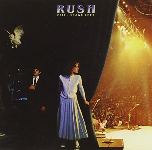 Rush Exit Stage Left Incl. Bonus Track