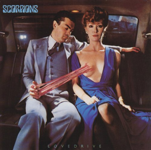 Scorpions Lovedrive Explicit Cover