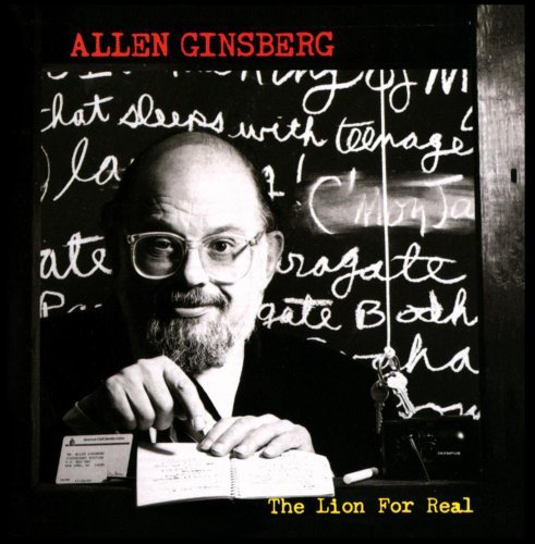 Allen Ginsberg Lion For Real