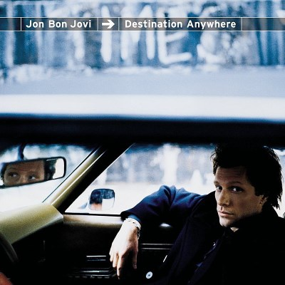 Jon Bon Jovi Destination Anywhere Import Eu Incl. Bonus Track