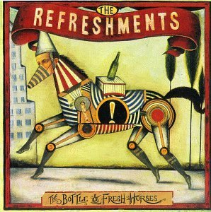 Refreshments Bottle & Fresh Horses