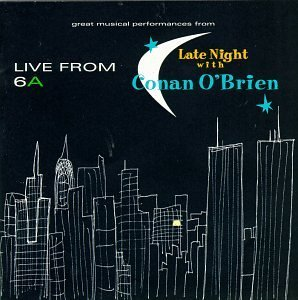 Live From 6a Late Night Wit Live From 6a Late Night With C Cake Costello Jamiroquai Bowie Sweet Difranco Bjork Richman