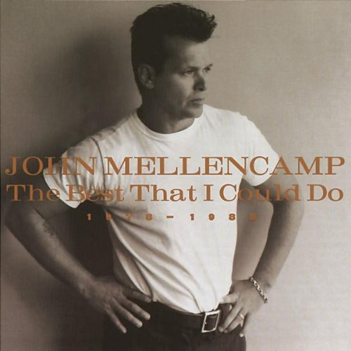 John Mellencamp Best That I Could Do Hdcd