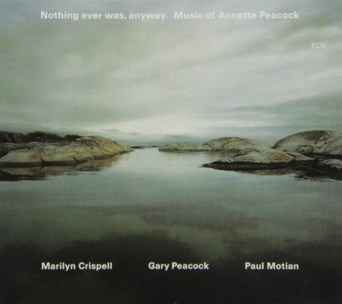 Marilyn Crispell Nothing Ever Was Anyway 2 CD Set