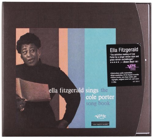 Ella Fitzgerald Sings The Cole Porter Songbook 2 CD Verve Master Edition