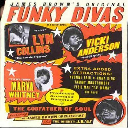 James Brown Original Funky Divas Import Eu
