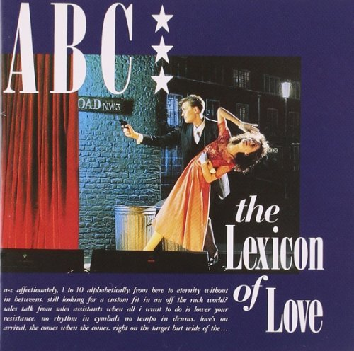 Abc Lexicon Of Love Incl. Bonus Tracks