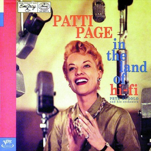 Patti Page In The Land Of Hi Fi Verve By Request